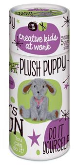 Kids at work-koker - Plush Puppy