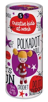 Kids at work-koker - Polkadot Pop
