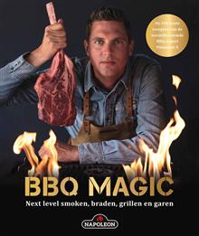 BBQ Magic ( in herdruk - 17 november)