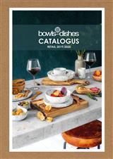 Bowls and Dishes Retail Catalogus 2019/20